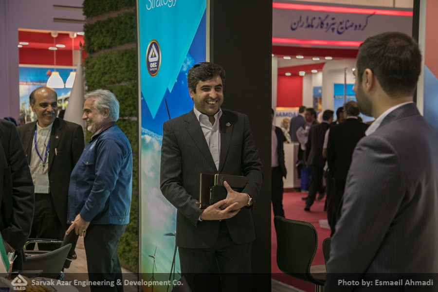 Pictorial Report: Participation of Oil Industries Engineering and Construction (OIEC) Group in 23rd Exhibition of Oil, Gas, and Petrochemical in Tehran, Iran
